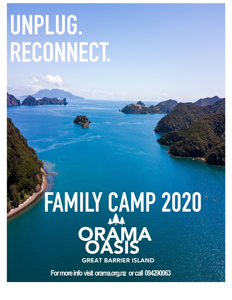Summer Family Camp 2020