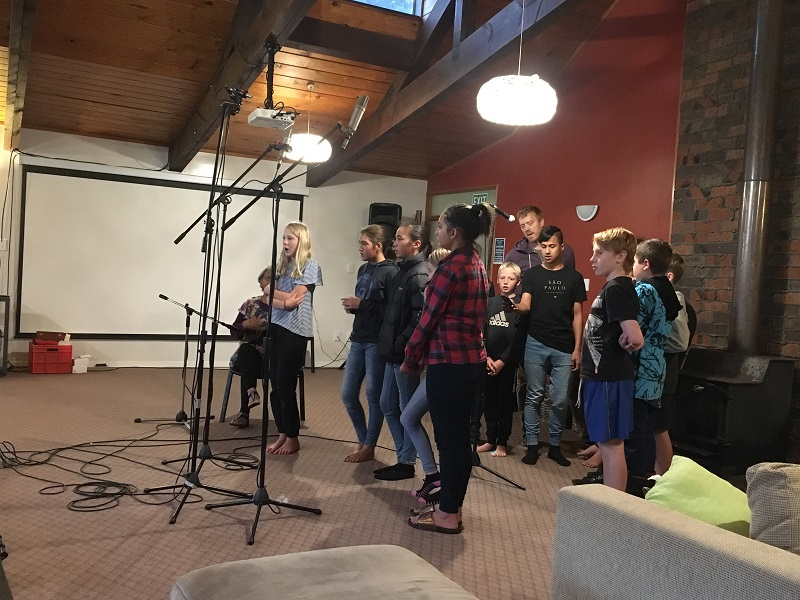 Youth Group Recording