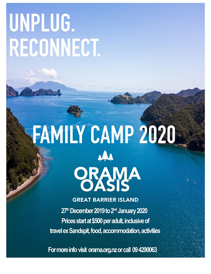 Family Summer Camp 2020