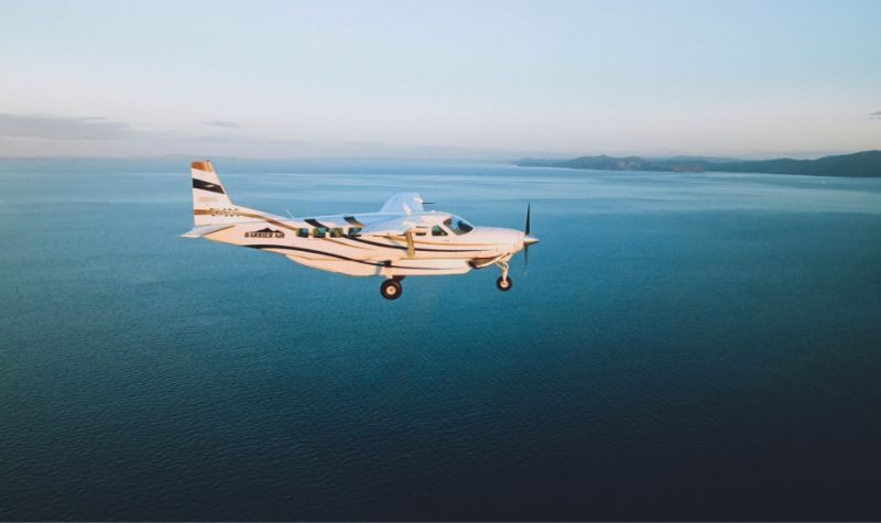 The best way to get to Great Barrier Island